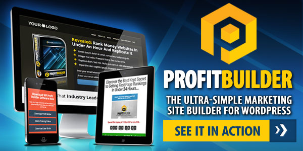 Profit Builder WP Plugin.