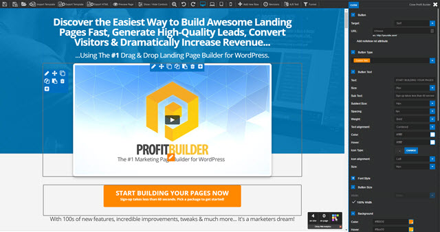 ProfitBuilder – Template Club Download